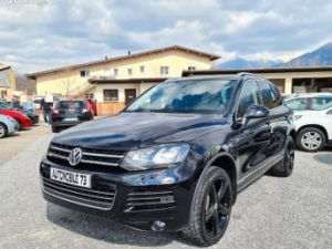 Volkswagen Touareg 3.0 tdi 240 carat 4motion tiptronic 01/2011 CUIR GPS XENON JA 20 Occasion