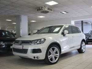 Volkswagen Touareg 3.0 V6 TDI 245CH BLUEMOTION FAP R LINE EDITION 4MOTION TIPTRONIC Occasion