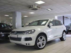 Volkswagen Touareg 3.0 V6 TDI 245CH BLUEMOTION FAP R LINE EDITION 4MOTION TIPTRONIC Occasion
