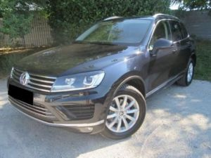 Volkswagen Touareg 3.0 V6 TDI 262CH BLUEMOTION TECHNOLOGY CARAT EDITION 4MOTION TIPTRONIC Occasion