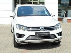 Volkswagen Touareg 3.0 V6 TDI 262CH BLUEMOTION TECHNOLOGY CARAT EDITION 4XMOTION TIPTRONIC Occasion