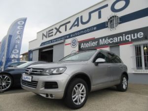Volkswagen Touareg 3.0 V6 TFSI 379CH HYBRID CARAT EXCLUSIVE 4MOTION TIPTRONIC Occasion