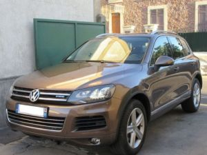 Volkswagen Touareg 3.0 V6 TFSI HYBRID CARAT EDITION 4MOTION TIPTRONIC Occasion