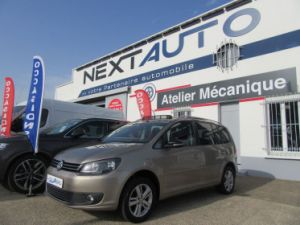 Volkswagen Touran 1.6 TDI 105CH BLUEMOTION FAP MATCH DSG7 Occasion