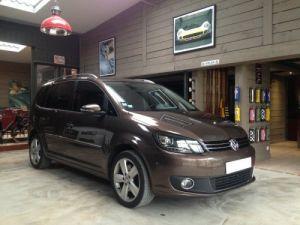 Volkswagen Touran 2.0 TDI 177 cv Carat 7 places Vendu