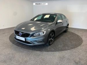 Volvo S60 D3 150ch R-Design Geartronic 8cv Occasion