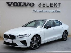 Volvo S60 T8 Twin Engine 303 + 87ch R-Design First Edition Geartronic 8 Occasion