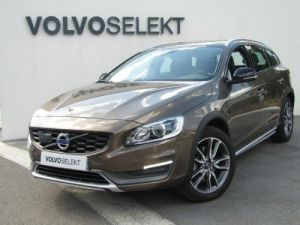 Volvo V60 D4 190ch Summum Geartronic 8 Occasion