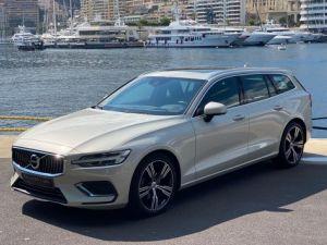 Volvo V60 D4 INSCRIPTION LUXE 190 CV ADBLUE GEARTRONIC - MONACO Occasion