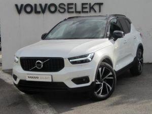 Volvo XC40 D4 AWD 190ch AdBlue First Edition Geartronic 8 Occasion