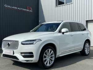 Volvo XC90 D5 AWD 235ch INSCRIPTION GEARTRONIC 8 Occasion