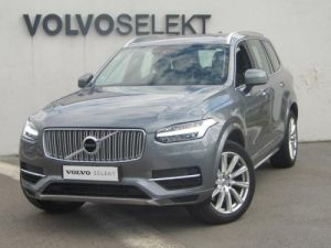 Volvo XC90 T8 Twin Engine 303 + 87ch Inscription Luxe Geartronic 7 places Occasion