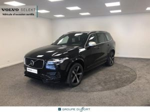 Volvo XC90 T8 Twin Engine 303 + 87ch R-Design Geartronic 7 places Occasion