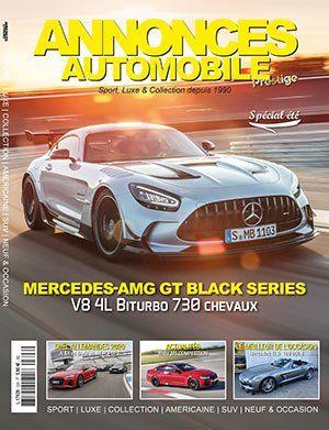Couverture du N°326 Aout / Septembre 2020 de Annonces-Automobile