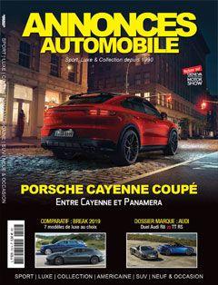 Acheter Annonces-Automobile N°312 - Avril 2019