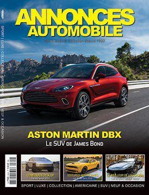 Couverture du N°320 Janvier 2020 de Annonces-Automobile