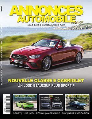 Couverture du N°325 Juillet 2020 de Annonces-Automobile