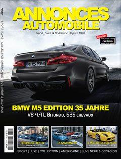 Acheter Annonces-Automobile N°314 - Juin 2019