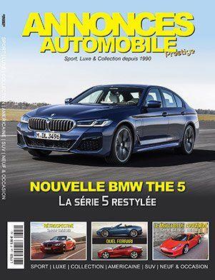 Couverture du N°324 Juin 2020 de Annonces-Automobile