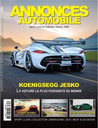Acheter Annonces-Automobile N°313 - Mai 2019