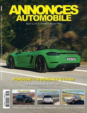Acheter Annonces-Automobile N°322 - Mars 2020