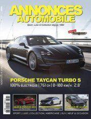 Acheter Annonces-Automobile N°317 - Octobre 2019