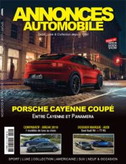 Magazine Annonces Automobile Avril 2019