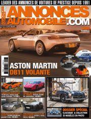 Magazine Annonces Automobile Décembre 2017