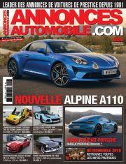 Magazine Annonces Automobile Février 2018