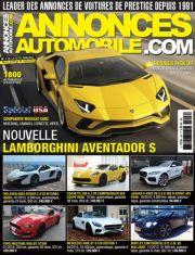 Magazine Annonces Automobile Janvier 2017