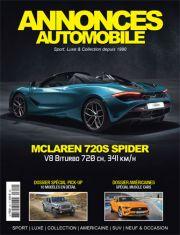 Magazine Annonces Automobile Janvier 2019