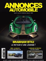 Magazine Annonces Automobile Juin 2018