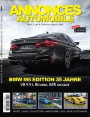 Magazine Annonces Automobile Juin 2019