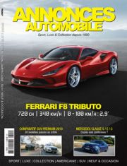 Magazine Annonces Automobile Mars 2019