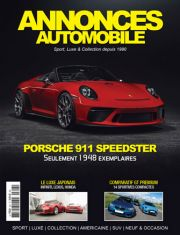 Magazine Annonces Automobile Novembre 2018