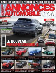 Magazine Annonces Automobile Octobre 2017