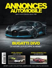 Magazine Annonces Automobile Octobre 2018